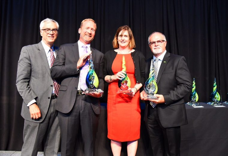 GM receives Keystone Leadership Award for work with Wildlife Habitat Council