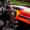 Harley Davidson Jeep Renegade Edition Interior