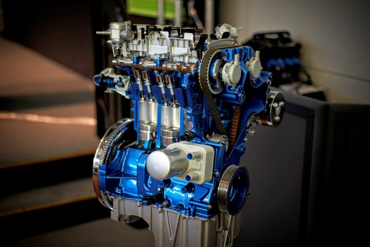 Ford's 1.0-liter EcoBoost Engine wins fifth IEOTY award