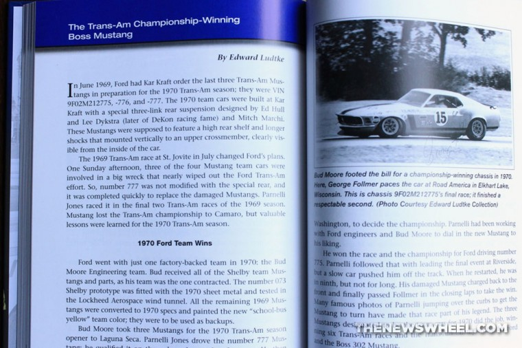 Lost Muscle Cars book review CarTech pages