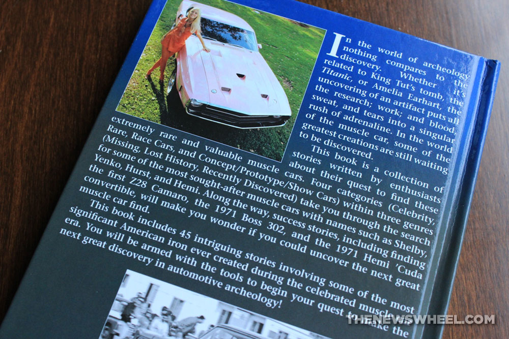 Review: \'Lost Muscle Cars\' from CarTech Books | The News Wheel