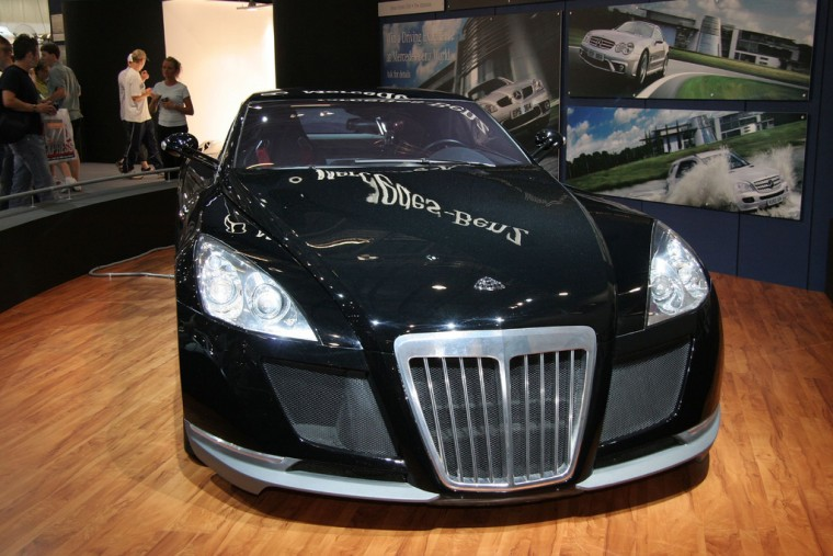 Maybach Exelero jay z celebrity cars