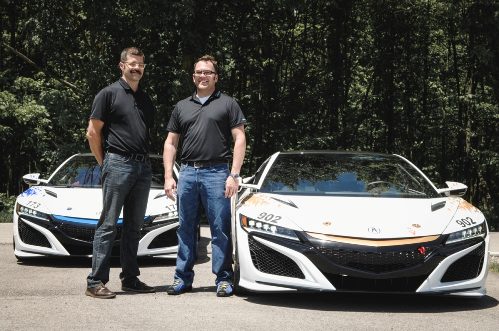 Acura Nsx Inspired Ev Concept To Race At Upcoming Pikes Peak Event