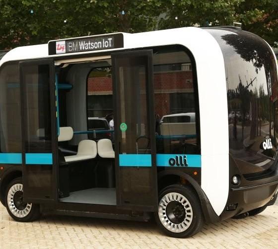 Driverless Car Has IBM's Watson As Its Copilot - The News ...