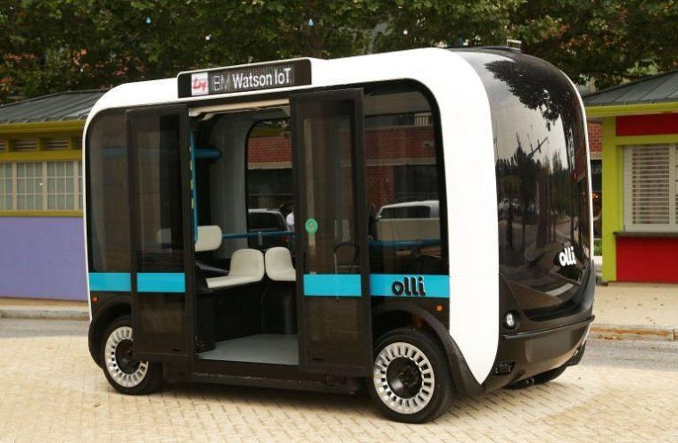 Olli Autonomous Car