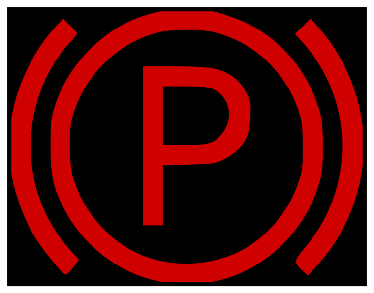 Parking Brake Indicator Light