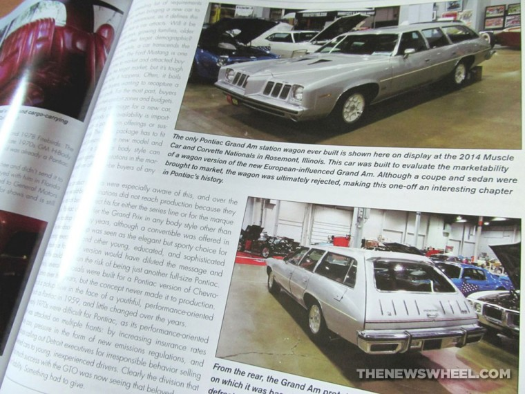 Pontiac Concept Show Cars book by Don Keefe CarTech review text