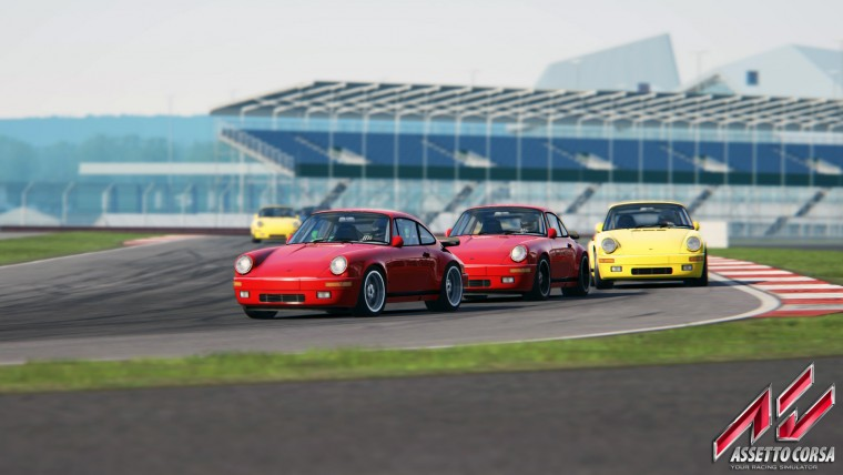 RUF CTR Yellowbirds