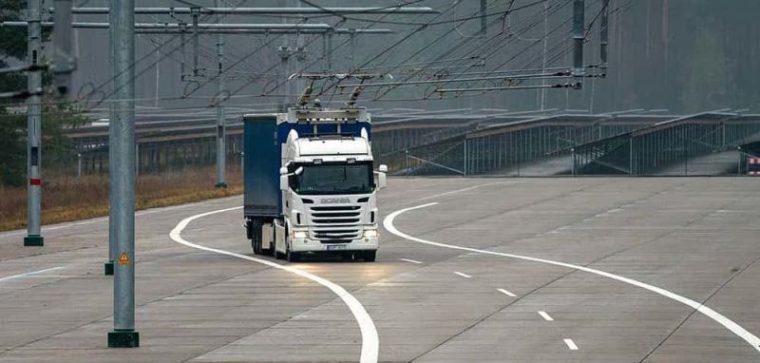 Swedish electric highway