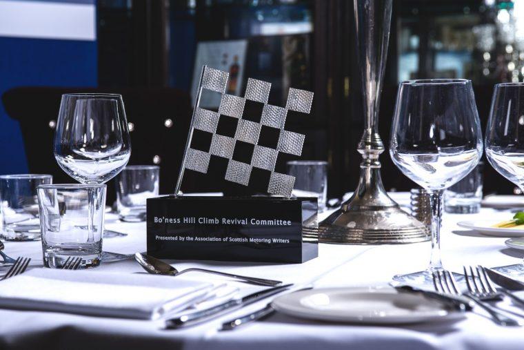 The Jim Clark Memorial Award 2016