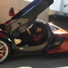 R&B Singer The Weeknd seems to have used some of the money he's made from his music to buy an ultra-rare McLaren P1