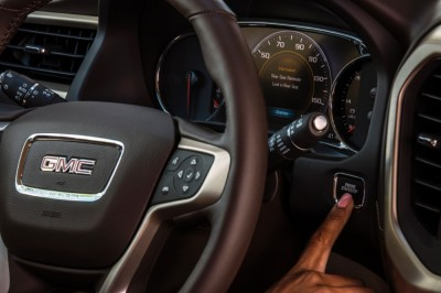 GM's new Rear Seat Reminder alert technology will reduce the risk of young children being left inside of hot vehicles