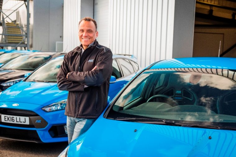 Tyrone Johnson Ford Focus RS