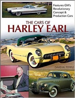cars of harley earl book cover
