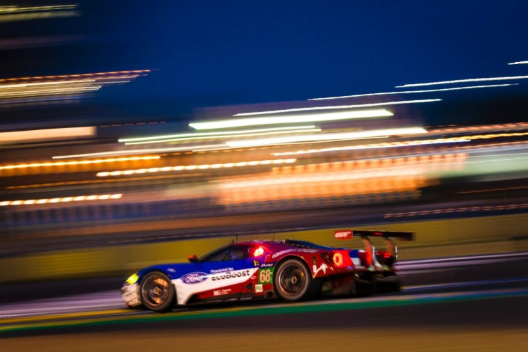 Ford GT takes pole at Le Mans