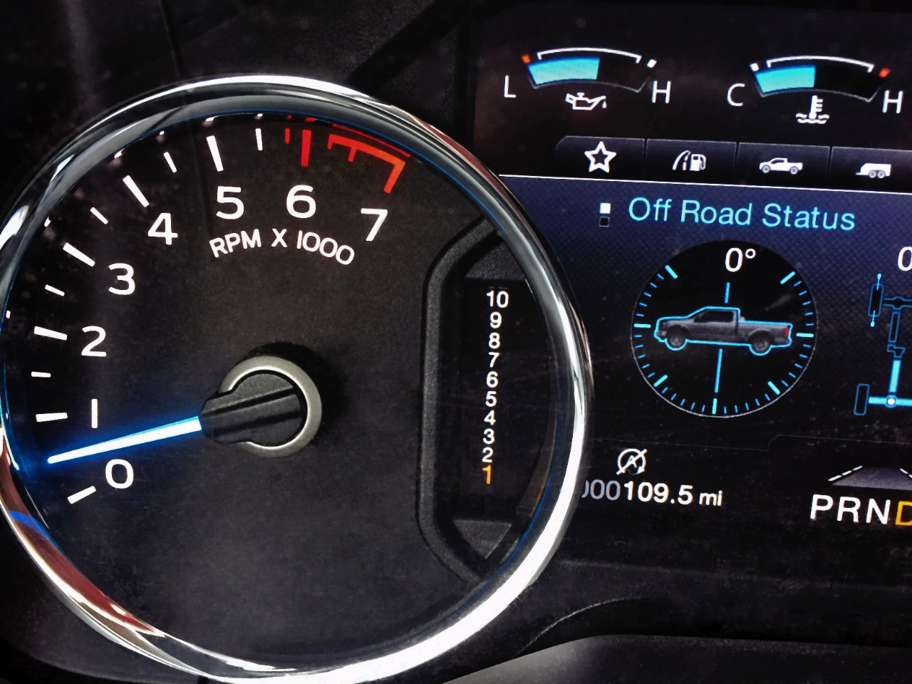 Ford gauges interest in 2017 f 150s 10 speed automatic with new photo the news wheel