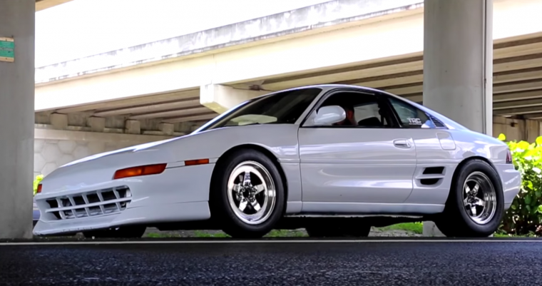 World Record Toyota MR2 White Lightning Hits 1126 HP  The News