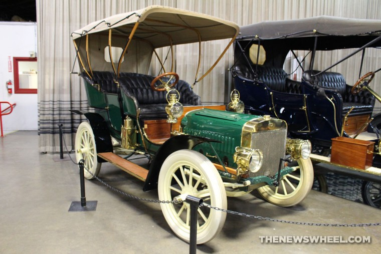 California Automobile Museum - 1904 Ford Model B Touring