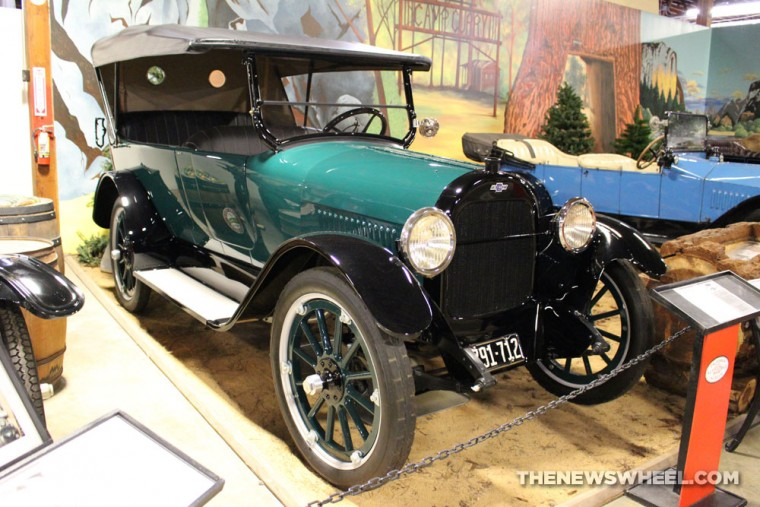 California Automobile Museum - 1920 Chevrolet FB50 Baby Grand Touring