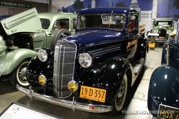 California Automobile Museum - 1936 Dodge Pickup