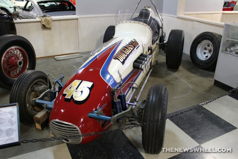 California Automobile Museum - 1960 Indianapolis Champ Car