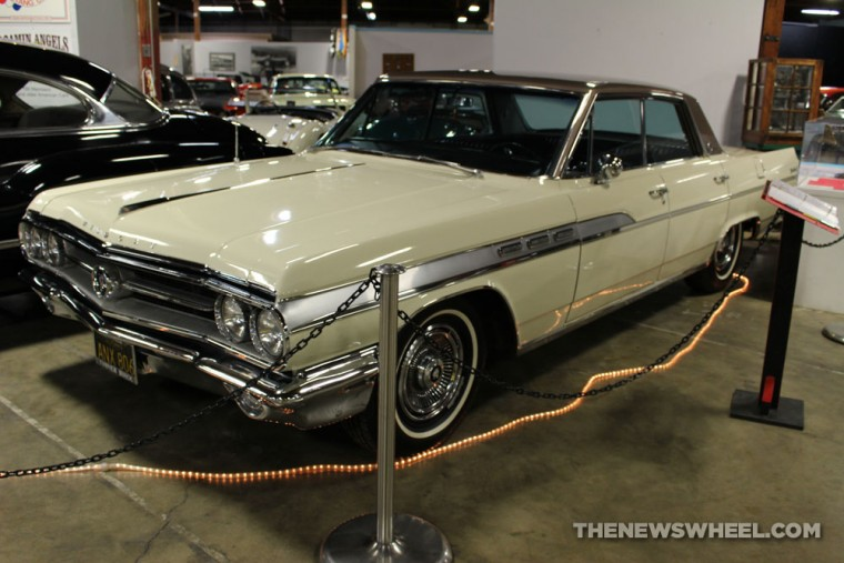 California Automobile Museum - 1963 Buick Wildcat Hardtop Sedan