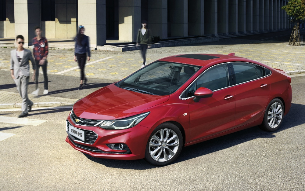 All-new Chevrolet Cruze | The News Wheel