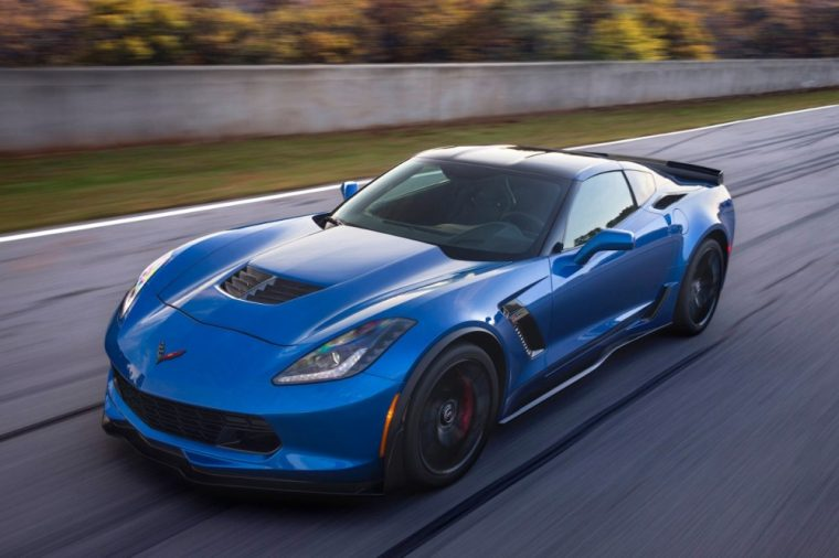 2017 chevy corvette z06 overview