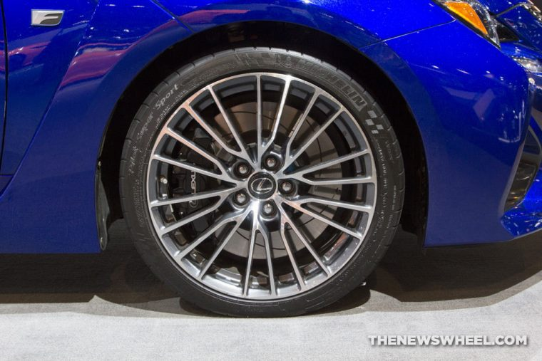2016 Lexus Rc F Overview The News Wheel