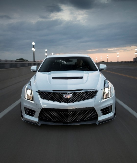 2017 Cadillac Cts V Sport Underdog Against The European
