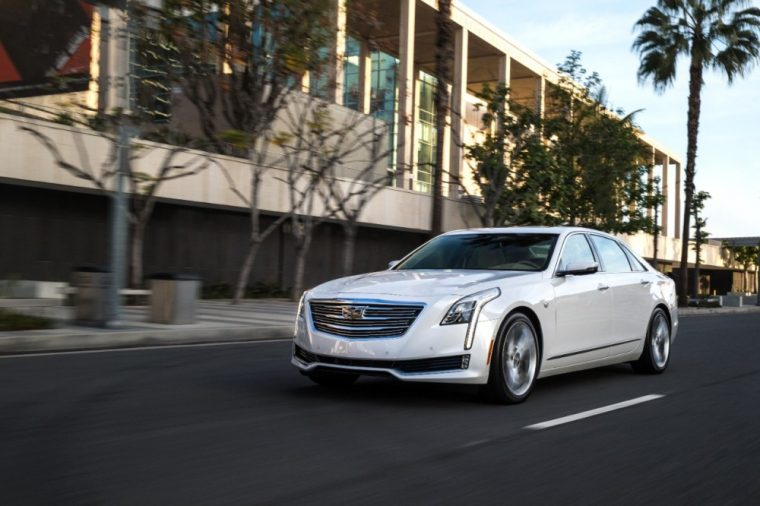 If demand for 2017 Cadillac CT6 PHEV grows higher, then production of its battery packs could move to China