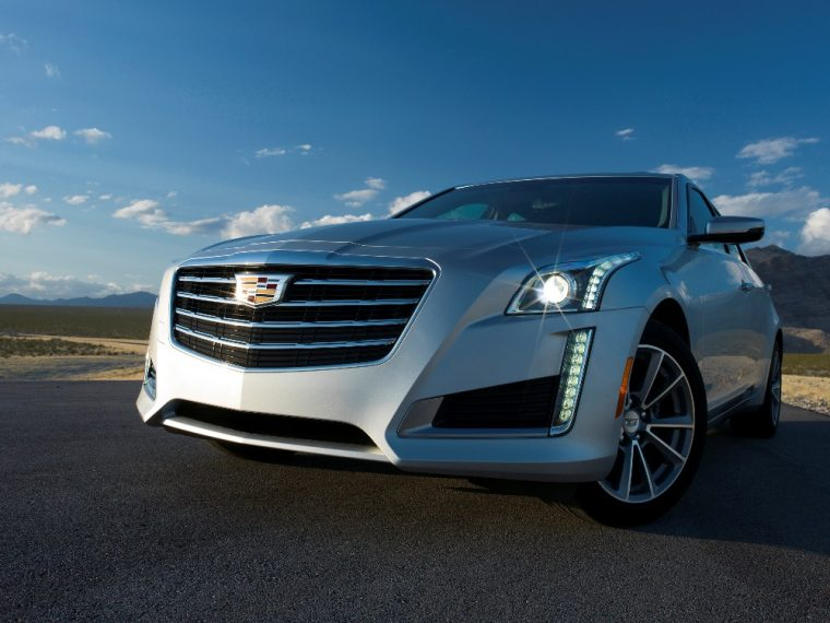 The 2017 Cadillac CTS will feature a couple of significant updates for the new model year
