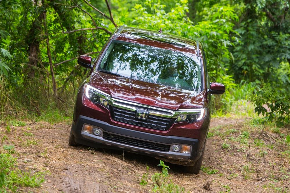 2017 Honda Ridgeline Overview | The News Wheel