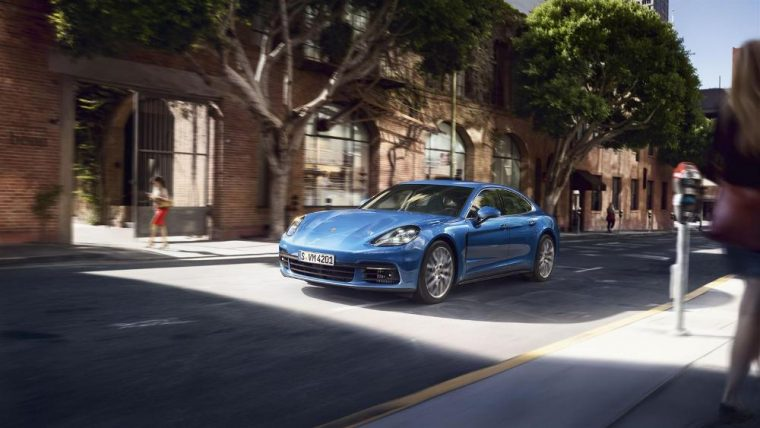 The 2017 Porsche Panamera will come with a redesigned exterior, as well as the New Porsche Communication Management (PCM) system