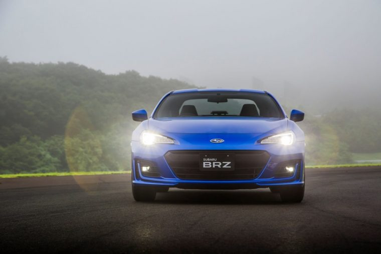 The updated Subaru BRZ will wear a $26,315 price tag for the 2017 model year