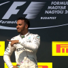 2016 Hungarian Grand Prix - Hamilton Podium