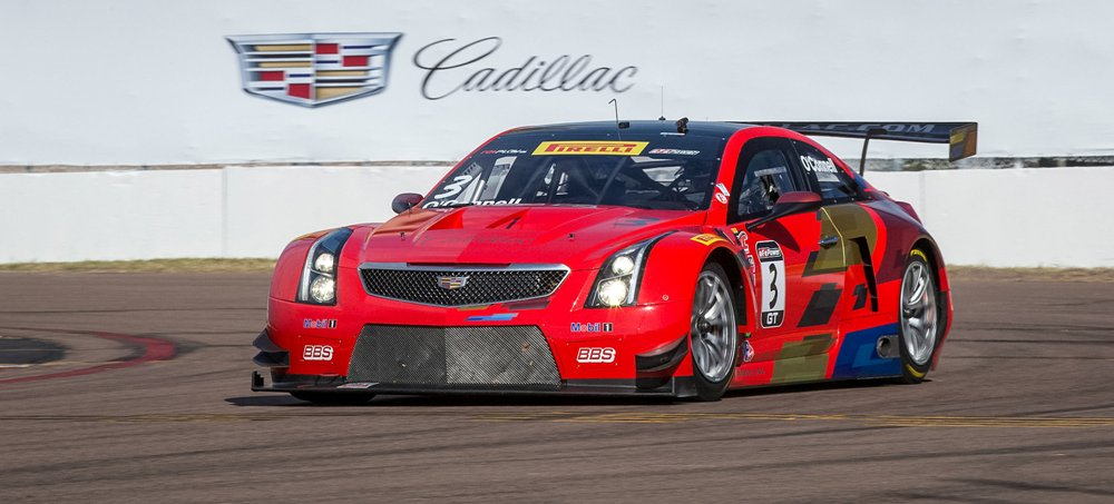 Mid-Ohio Sports Car Course >> Cadillac Racing Drivers Hope for a Big Weekend at Mid-Ohio ...