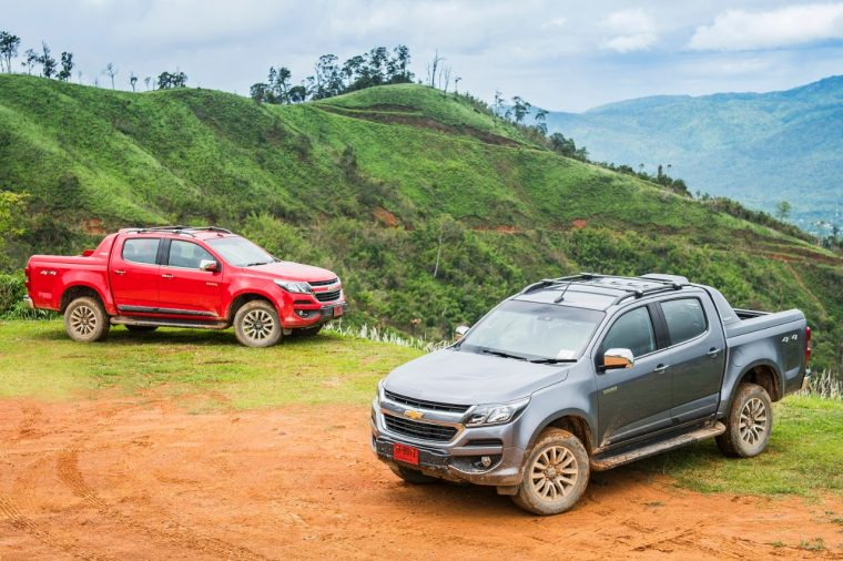 Chevy Colorado Thailand