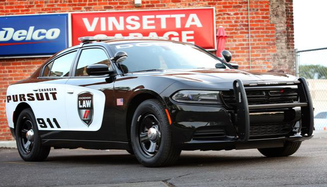 Dodge Charger Pursuit Experience