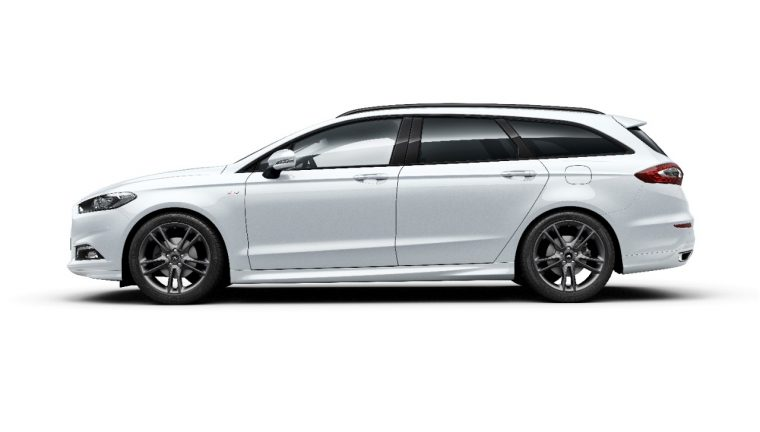 Ford Mondeo ST-Line profile