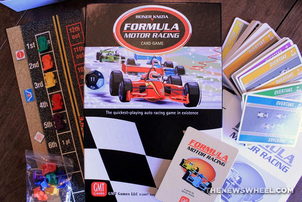 card racing