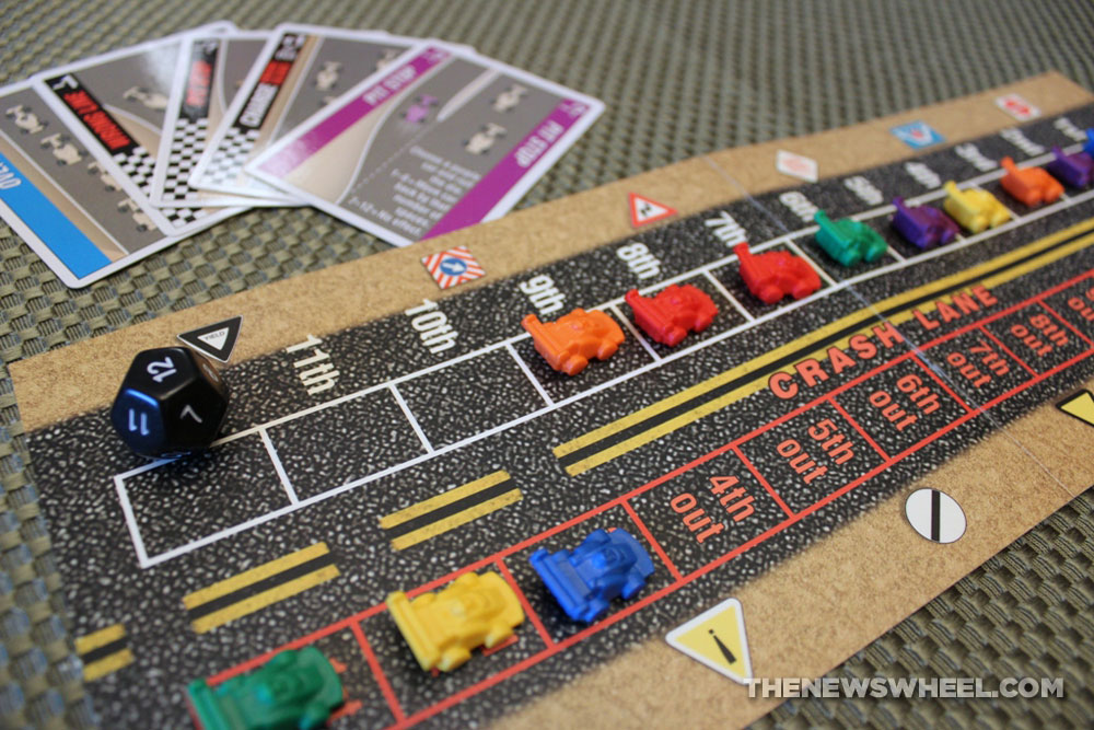 Formla Motor Racing Card Game Review Gmt Games Cards The