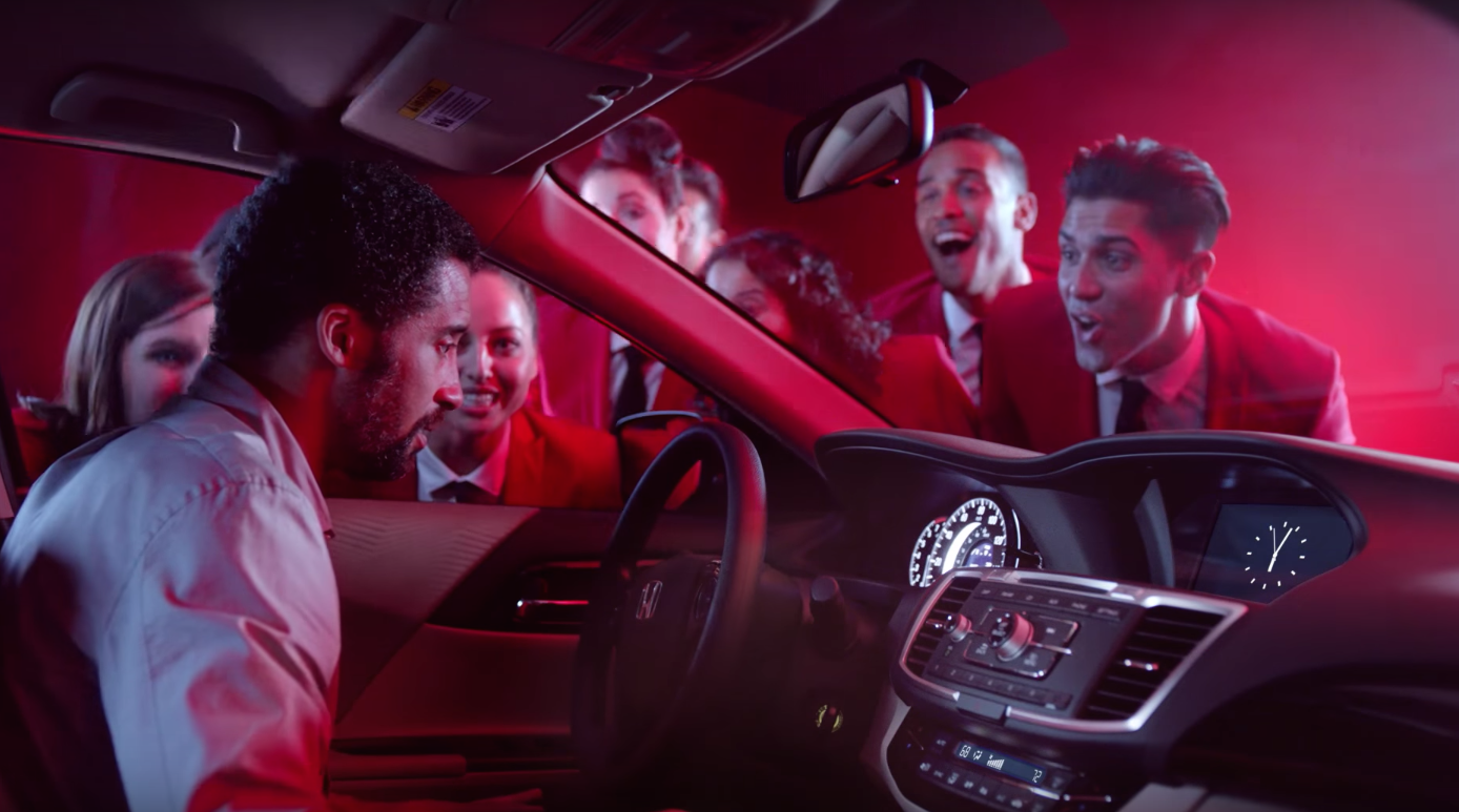 New Honda Summer Clearance Commercials Cover Beyonce Kelly