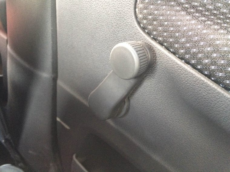 Volkswagen Gol window crank