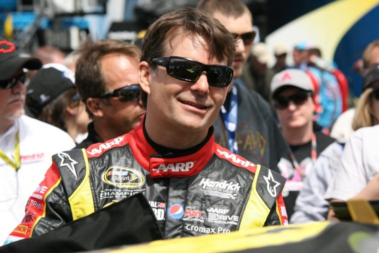 Jeff Gordon came out of retirement to race at Indy and he came up with a 13th place finish in his first race of the NASCAR season