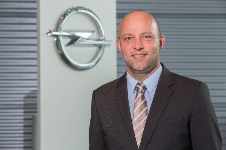 New Opel Kaiserslautern plant manager Peter Winternheimer