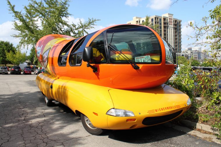 Happy 80th Birthday Oscar Mayer Wienermobile The News