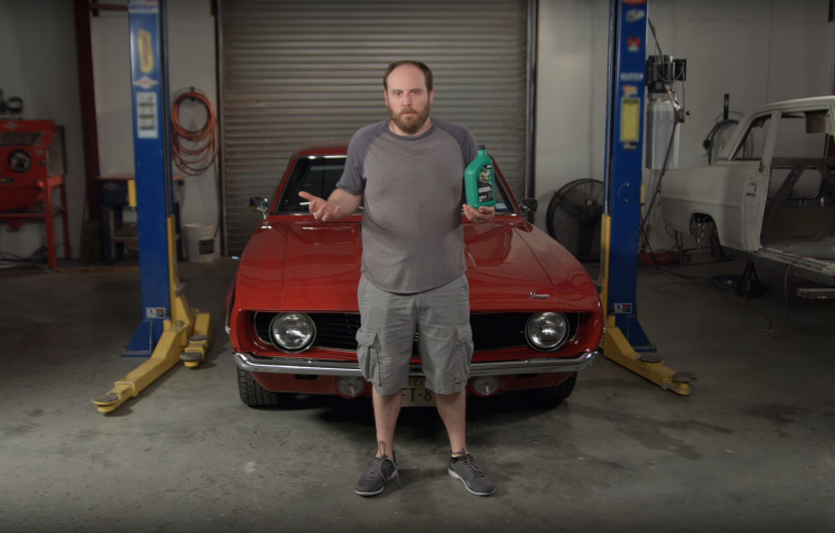 Quaker State and The Onion's advertising agency, Onion Labs, create funny motor oil commercials
