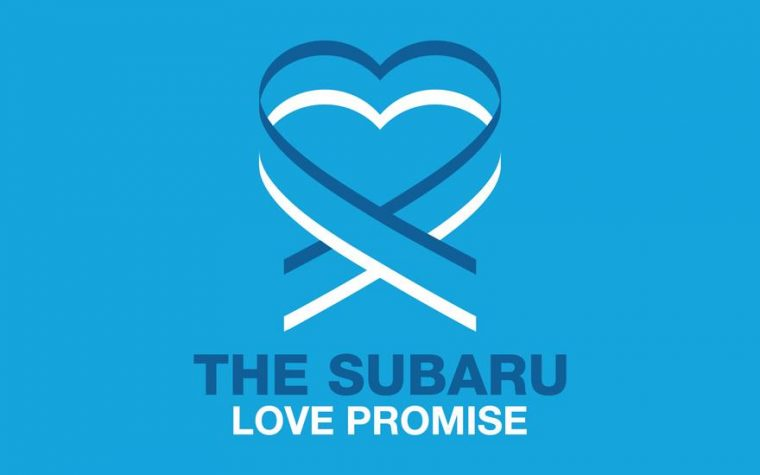 what is the subaru love promise