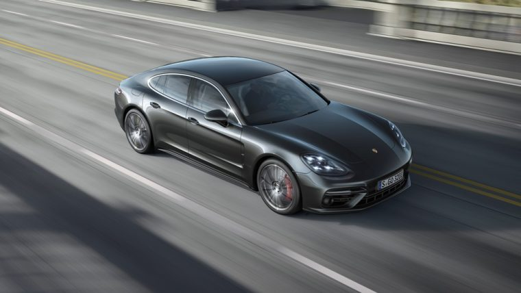 The 2017 Porsche Panamera Comes With Two New Engine Options And A Refreshed Exterior Design For